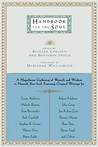 9780316128223: Handbook for the Soul