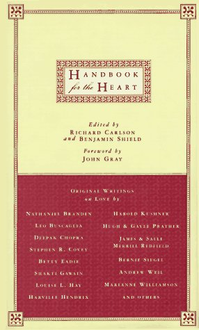 9780316128285: Handbook for the Heart: Original Writings on Love