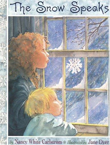 9780316128308: The Snow Speaks