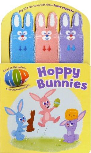 9780316128995: Hoppy Bunnies: A Hop Movie Tie-In