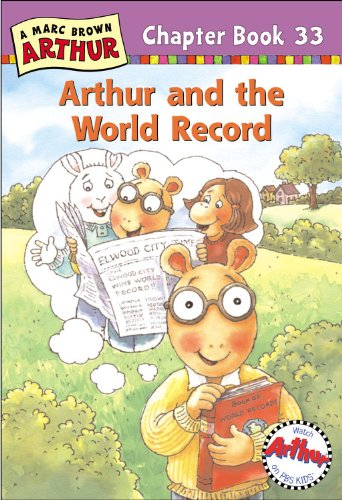 Arthur And The World Record A Marc Brown