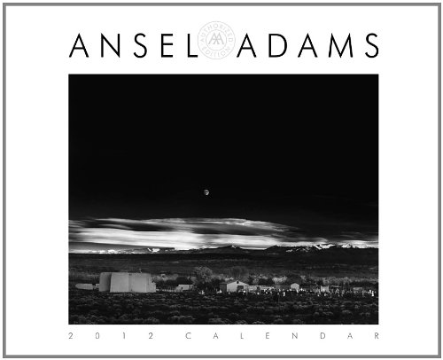 Ansel Adams 2012 Wall Calendar: Adams, Ansel