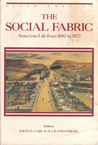 9780316130707: The Social fabric