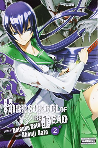 9780316132398: Highschool Of The Dead, Vol 2