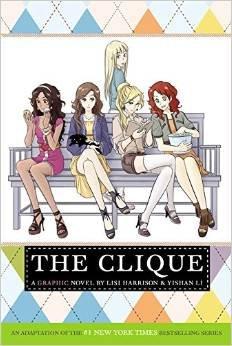 9780316133036: The Clique (The Manga, Volume #1) Scholastic Edition