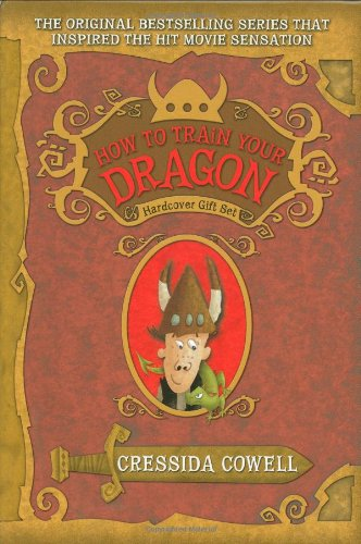 9780316133340: How to Train Your Dragon: Hardcover Gift Set