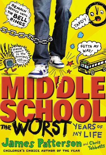 9780316133487: Middle School, The Worst Years of My Life