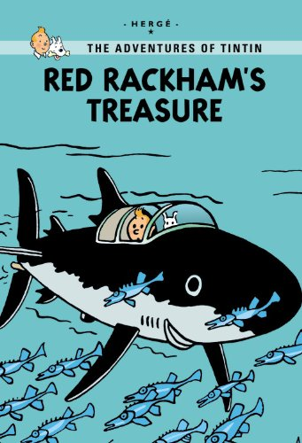 9780316133845: Red Rackham's Treasure (The Adventures of Tintin: Young Readers Edition)