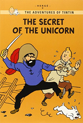 9780316133869: The Secret of the Unicorn (The Adventures of Tintin: Young Readers Edition)