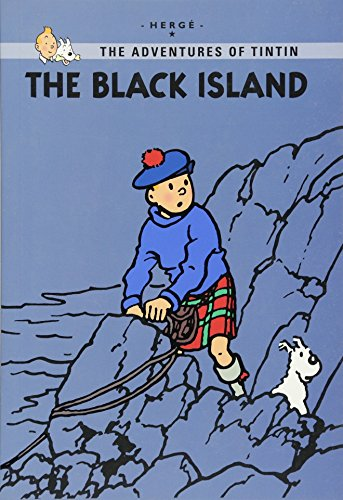 The Black Island (The Adventures of Tintin: Hergé