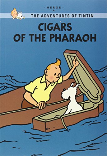 9780316133883: Tintin Young Readers Edition. Cigars of the Pharaoh (Adventures of Tintin)