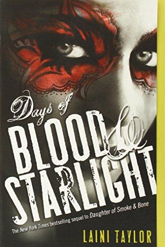 9780316133982: Days of Blood & Starlight