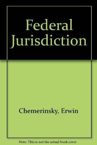 9780316137591: Federal Jurisdiction
