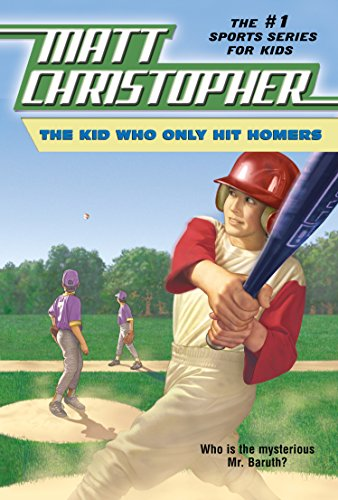 9780316139878: The Kid Who Only Hit Homers (Matt Christopher Sports Classics)