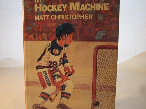 9780316140553: The Hockey Machine