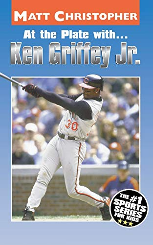 9780316142335: At the Plate with...Ken Griffey Jr. (Athlete Biographies)