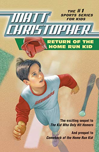 9780316142731: Return of the Home Run Kid (Matt Christopher Sports Classics)