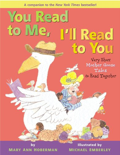 9780316144315: You Read to Me, I'll Read to You: Very Short Mother Goose Tales to Read Together