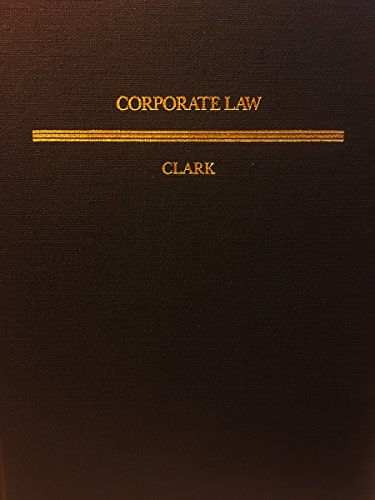 9780316144940: Corporate Law