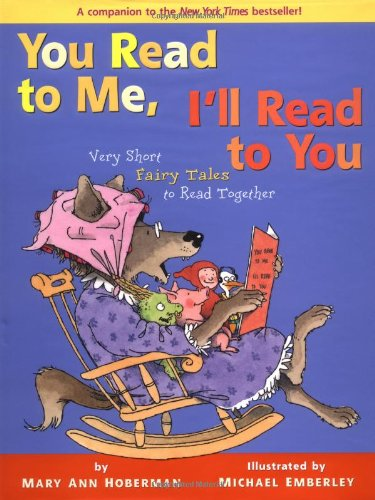 9780316146111: You Read to Me, I'll Read to You: Very Short Fairy Tales to Read Together