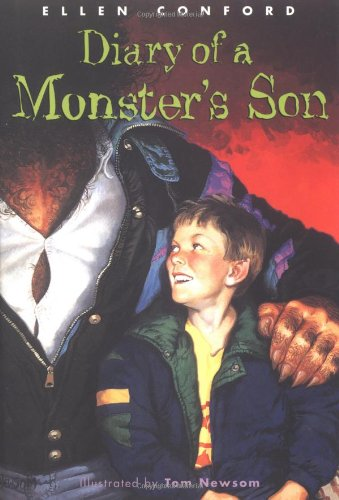 9780316152457: Diary of a Monster's Son