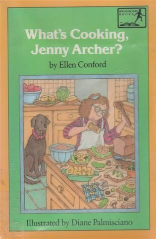 What's cooking, Jenny Archer? (Springboard books): Conford, Ellen