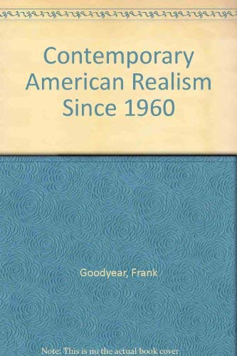 9780316153645: Contemporary American Realism Since 1960