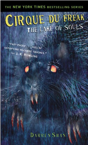 9780316154376: Cirque Du Freak #10: The Lake of Souls: Book 10 in the Saga of Darren Shan (Cirque Du Freak: Saga of Darren Shan (Mass Market))