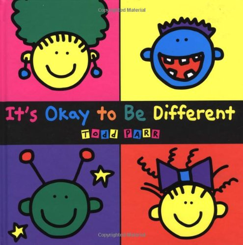 It's Okay to Be Different: Todd Parr