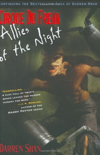 9780316155700: Cirque Du Freak #8: Allies of the Night: Book 8 in the Saga of Darren Shan (Cirque Du Freak: Saga of Darren Shan)
