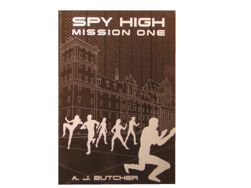 9780316155878: Spy High Mission One