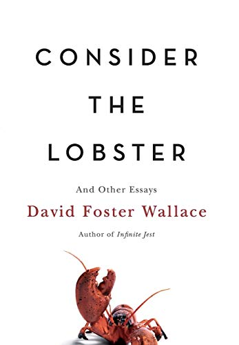 9780316156110: Consider the Lobster: And Other Essays