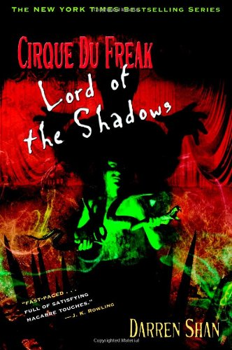 9780316156288: Lord of the Shadows (Cirque Du Freak: the Saga of Darren Shan)