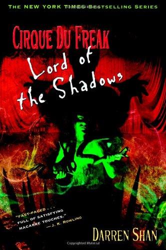 Lord of the Shadows (Cirque Du Freak: Darren Shan