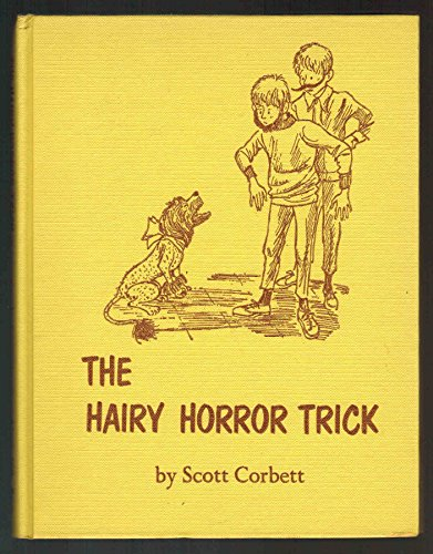 9780316157025: The Hairy Horror Trick