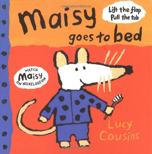 9780316158329: Maisy goes to bed mimi va au lit