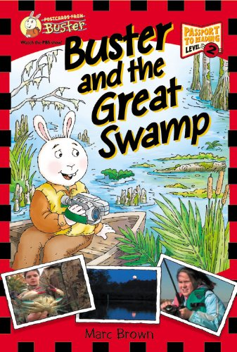 9780316159128: Postcards From Buster: Buster and the Great Swamp (L2) (Passport to Reading Level 2: Postcards from Buster)
