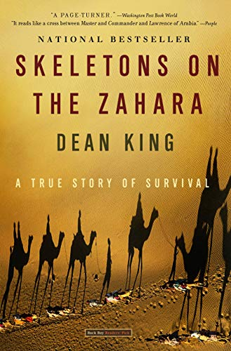 9780316159357: Skeletons on the Zahara: A True Story of Survival