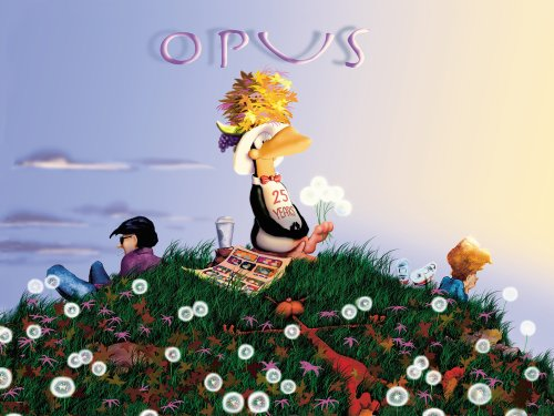 Opus: 25 Years of His Sunday Best: Breathed, Berkeley
