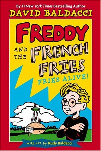 9780316159982: Freddy and the French Fries #1:: Fries Alive!