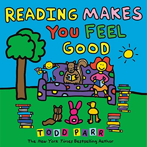 9780316160049: Reading Makes You Feel Good