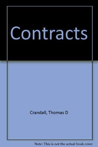 9780316160070: Contracts (Law school casebook series)