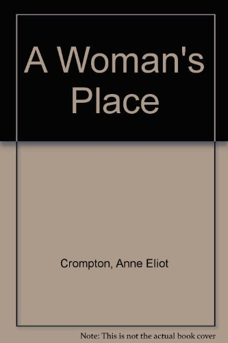 9780316161442: A Woman's Place