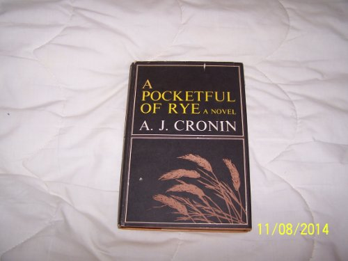 9780316161756: A Pocketful of Rye