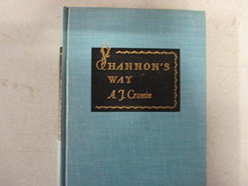 Shannon's Way: A. J. Cronin