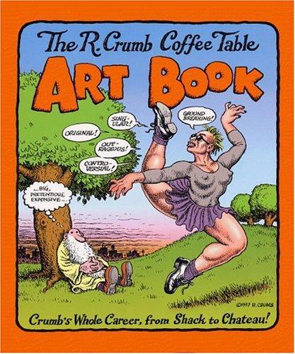 9780316163064: The R. Crumb Coffee Table Art Book