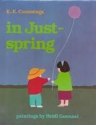 In Just-Spring (9780316163903) by E. E. Cummings; Heidi Goennel