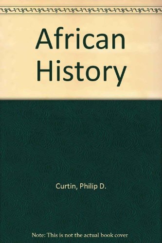 9780316165426: African History