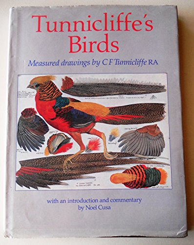 9780316165563: Tunnicliffe's Birds: Measured Drawings
