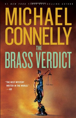 The Brass Verdict. { SIGNED.}. { FIRST EDITION/FIRST PRINTING.}.